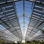güneş enerji sera