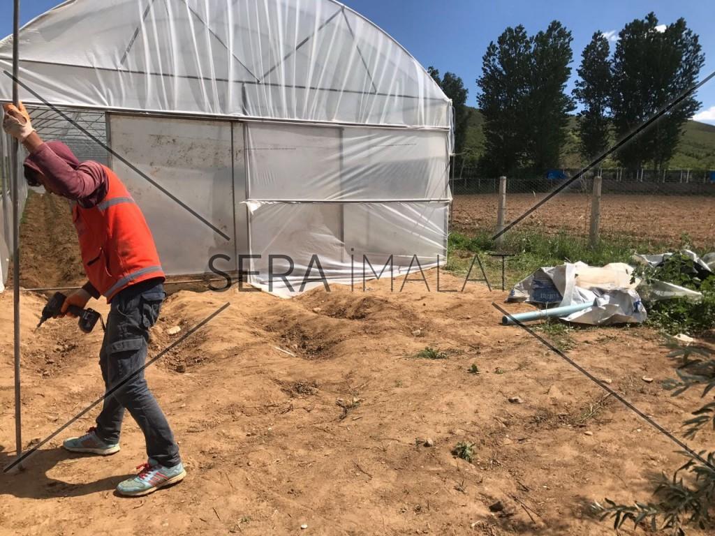 sera yapımı inşaa